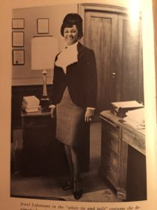 Its Women's History Month: What did the first woman to present a case to the United States Supreme Court wear?