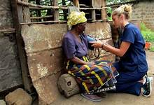 Rotary Opens Opportunities Through Service: Healing the Wreakage with Dr. Sarah A. John in Haiti